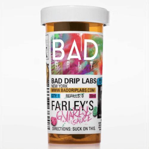 Bad Drip Salt Farley's Gnarly Sauce 30ml eJuice