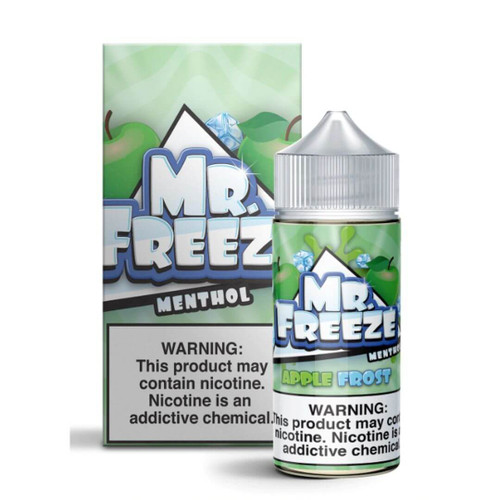 Mr.Freeze Apple Frost 100ml eJuice