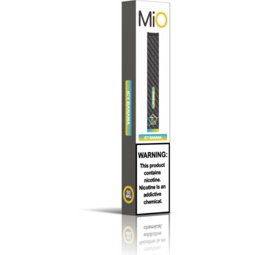 MIO Stix Icy Banana Disposable Vape Pod