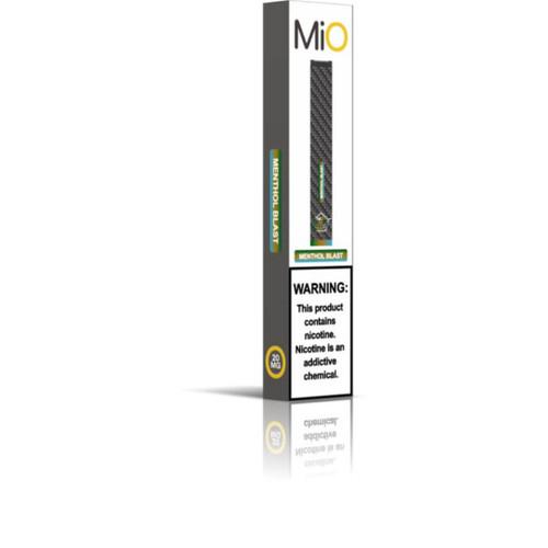 MIO Stix Menthol Blast Disposable Vape Pod