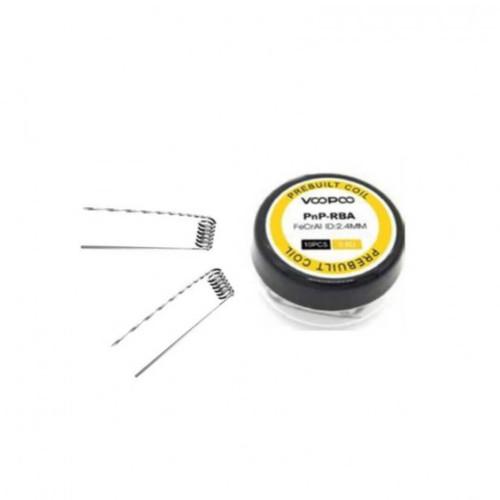 VooPoo PnP RBA Prebuilt Wire - 10PK