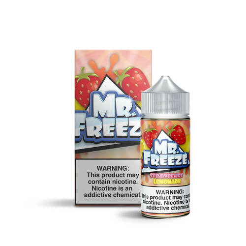 Mr.Freeze Strawberry Lemonade Salt 30ml eJuice