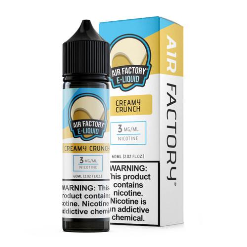 Air Factory Creamy Crunch 60ml E-Juice Wholesale | Air Factory Wholesale