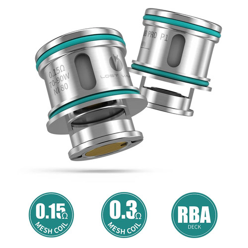 LostVape Ultra Boost Pro Replacement Coil  | Lost Vape WHolesale