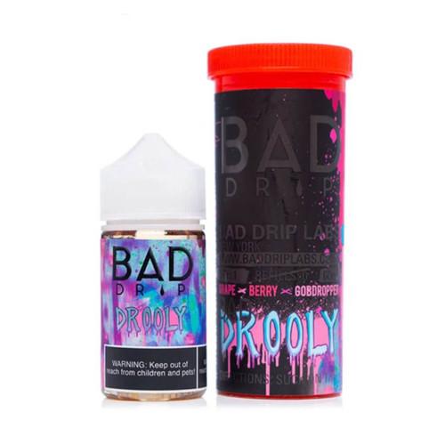 Bad Drip Salts Drooly 30ml E-Juice Wholesale | Bad Drip Wholesale