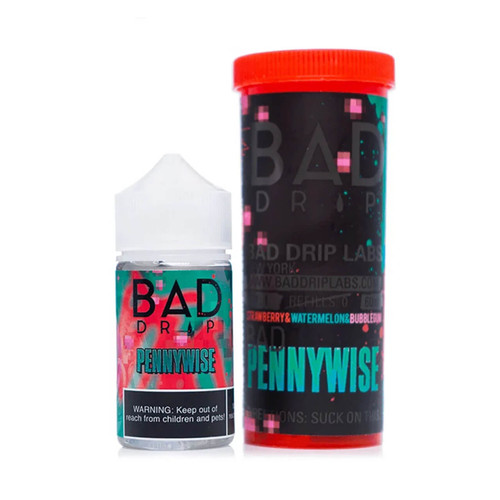 Bad Drip Pennywise 60ml E-Juice Wholesale   Bad Drip Wholesale
