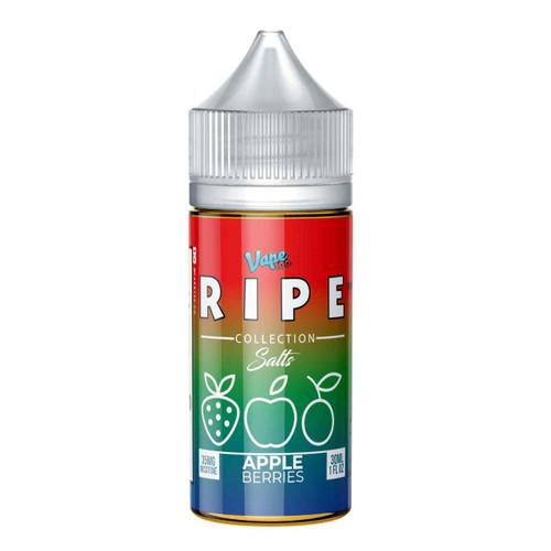 Ripe Salts Collection Apple Berries 30ml E-Liquid | Ripe WHolesale