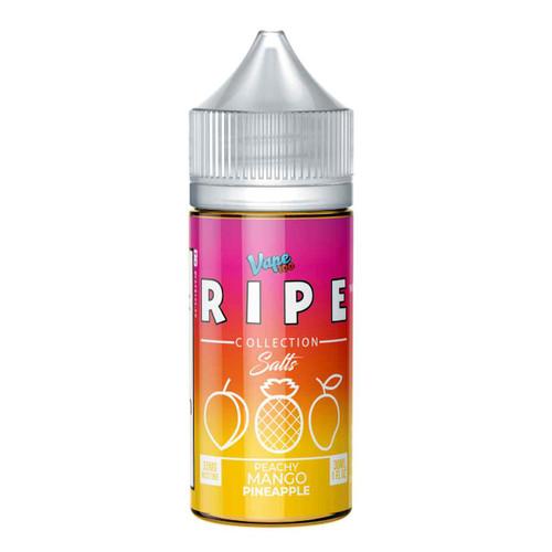 Ripe Salts Collection Peachy Mango 30ml E-Liquid | Ripe Wholesale