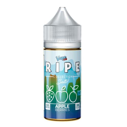 Ripe Ice Salts Collection Apple Berries 30ml E-Liquid | Ripe Wholesale