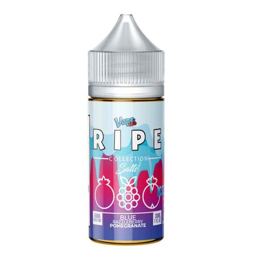 Ripe Ice Salts Collection Blue Razzleberry Pomegranate 30ml E-Liquid | Ripe Wholesale