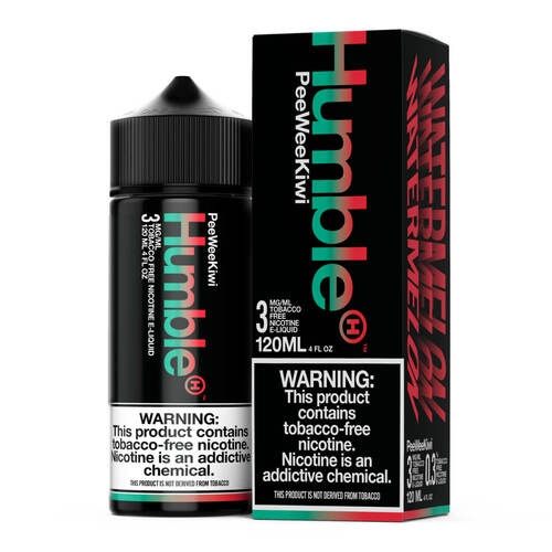 Humble Pee Wee Kiwi 120ml Tobacco Free Nicotine E-Juice Wholesale | Humble Wholesale