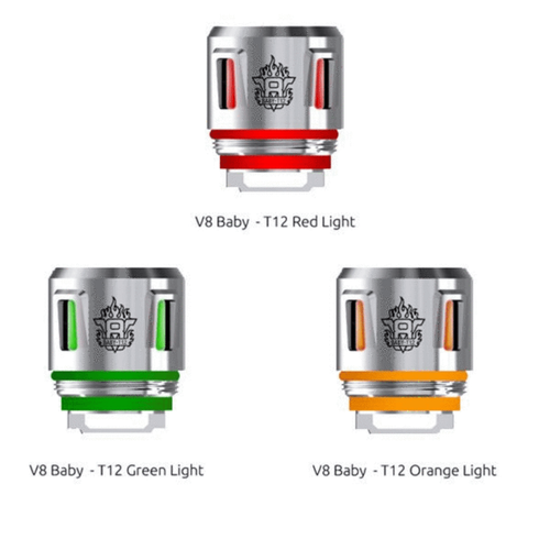 SMOK TFV8 Baby T12 Light Edition Replacement Coil Wholesale | SMOK Wholesale