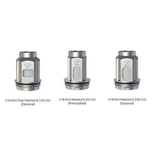SMOK TFV18 Mini Replacement Coils Wholesale | SMOK Wholesale