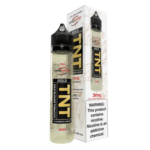 Innevape TNT Gold 75ml E-Juice Wholesale | Innevape Wholesale