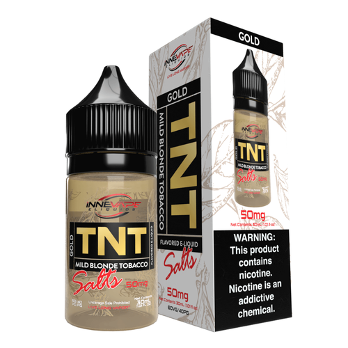 Innevape TNT Gold Salts 30ml E-Juice Wholesale | Innevape Wholesale