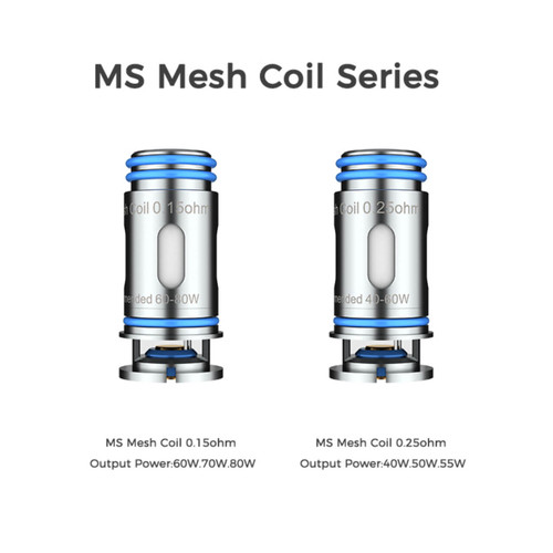 FreeMax Marvos MS Mesh Replacement Coils Wholesale   FreeMax Wholesale
