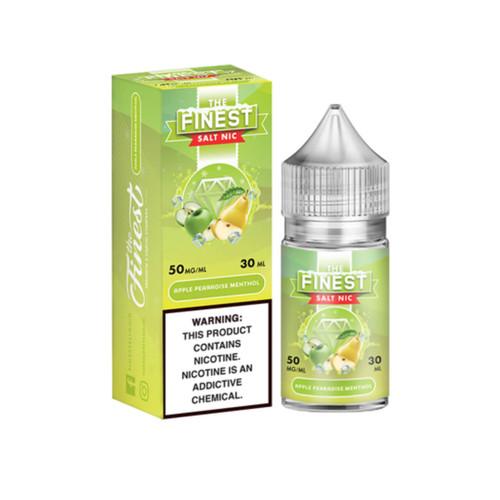 The Finest SaltNic Series Apple Pearadise Menthol 30ml E-Liquid Wholesale   The Finest Wholesale