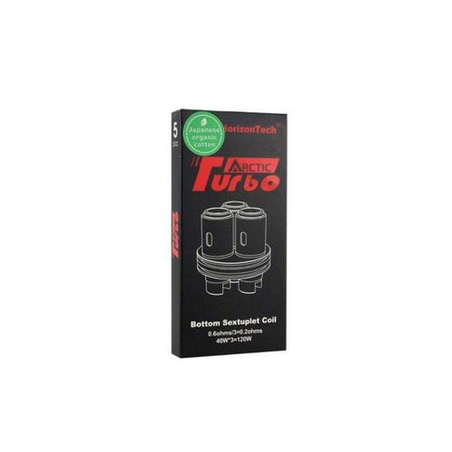 Horizon Arctic Turbo Coils - 5 Pack