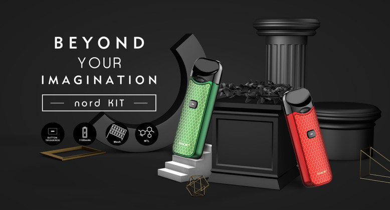 SMOK® Nord Kit Beyond Your Imagination
