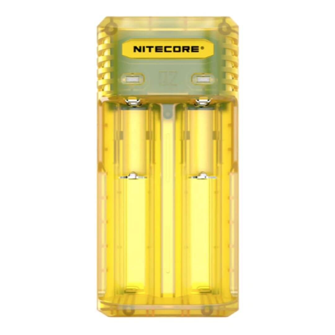 Nitecore Q2 Quick Charger Yellow