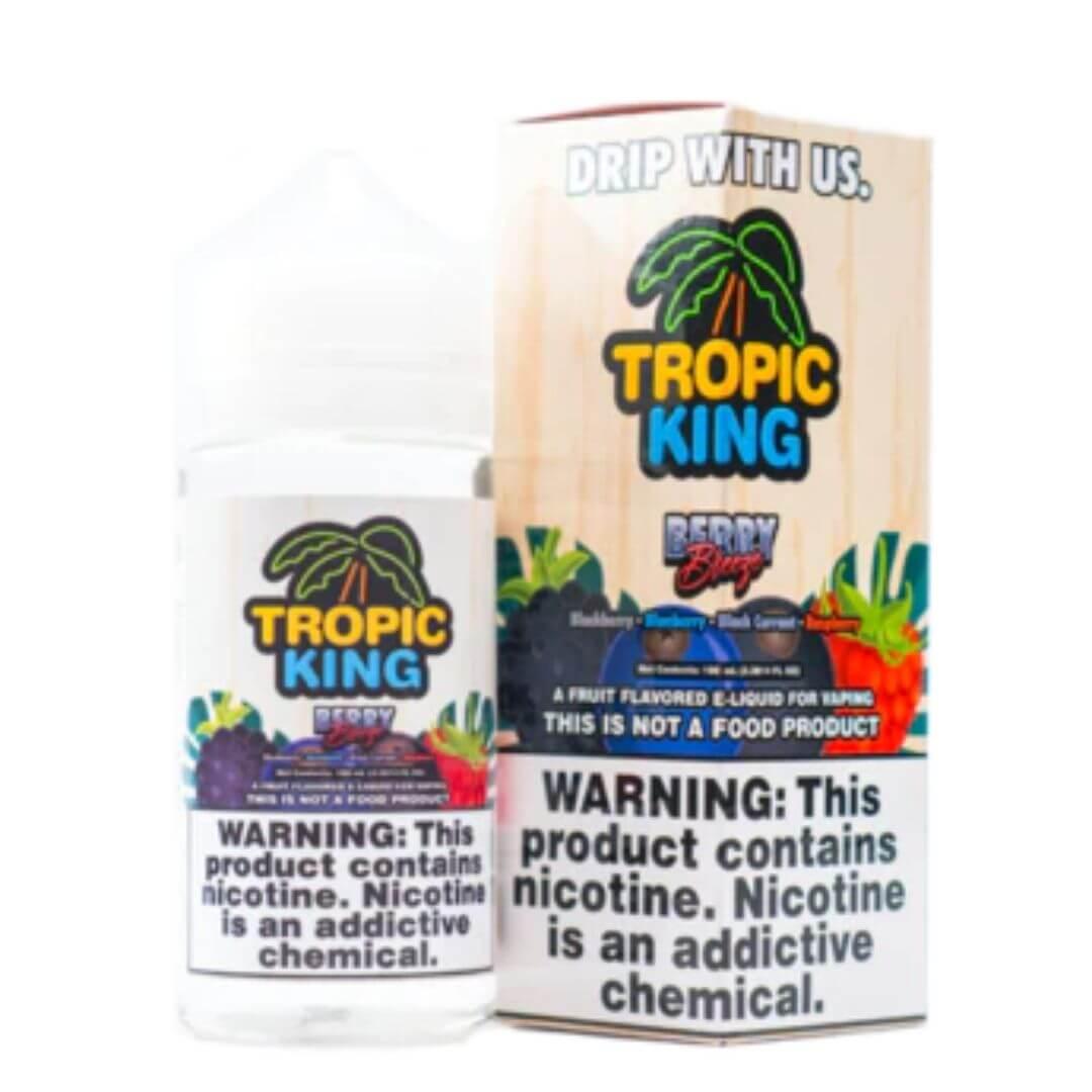 Tropic King Berry Breeze 100ml eJuice