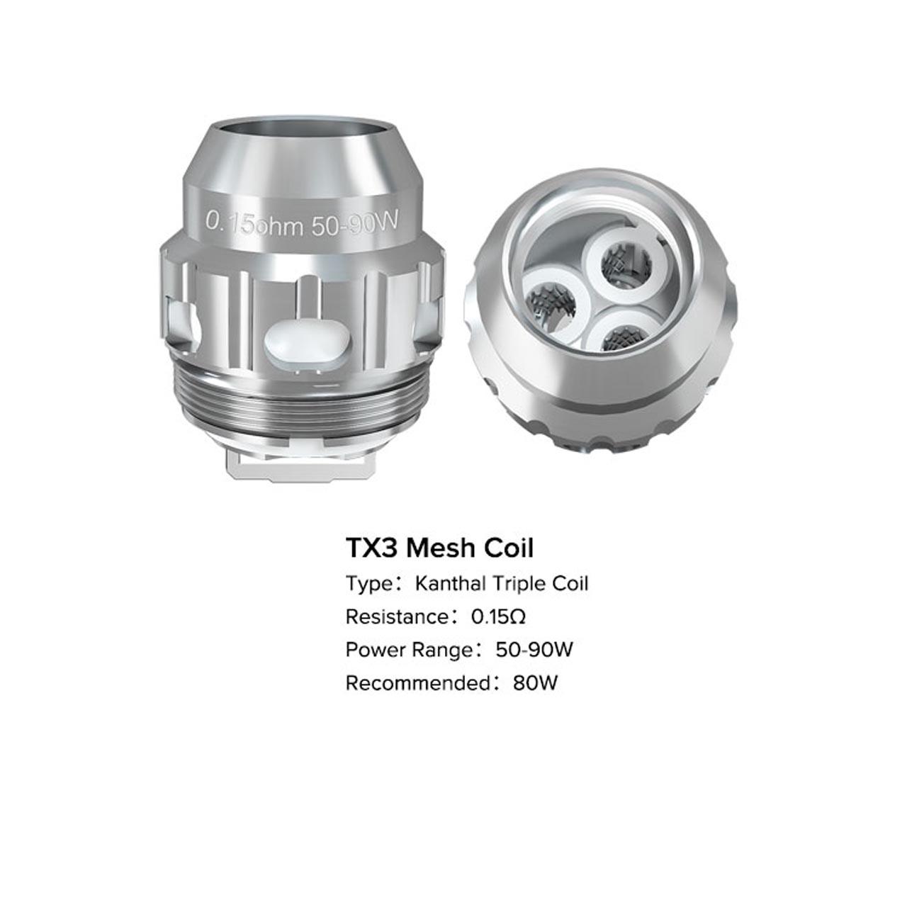 FreeMax FireLuke Mesh M Replacement Coil -5PK | FreeMax Replacement Coil Wholesale