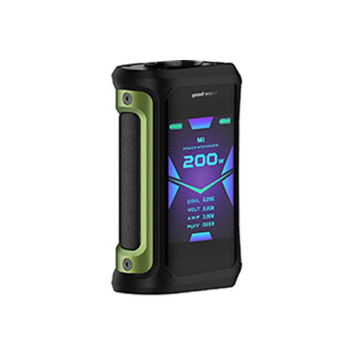 GeekVape Aegis X Mod Green