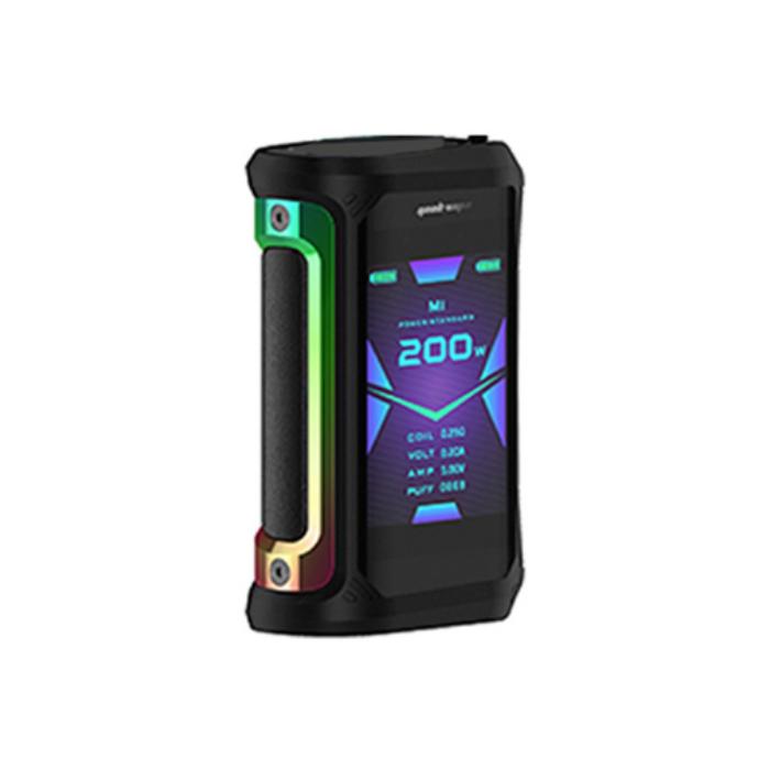 GeekVape Aegis X Mod Green Resin
