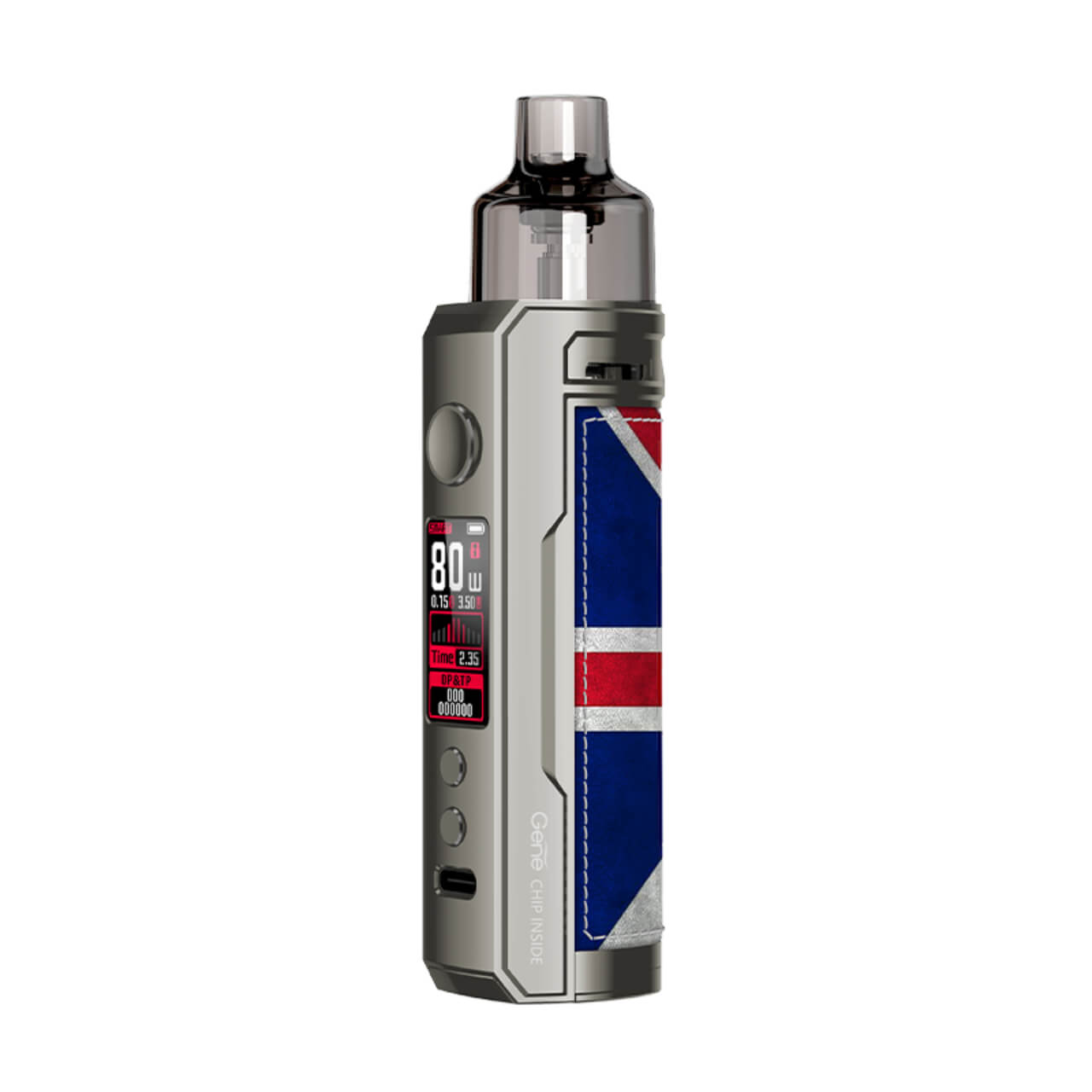 VooPoo Drag X Kit Silver