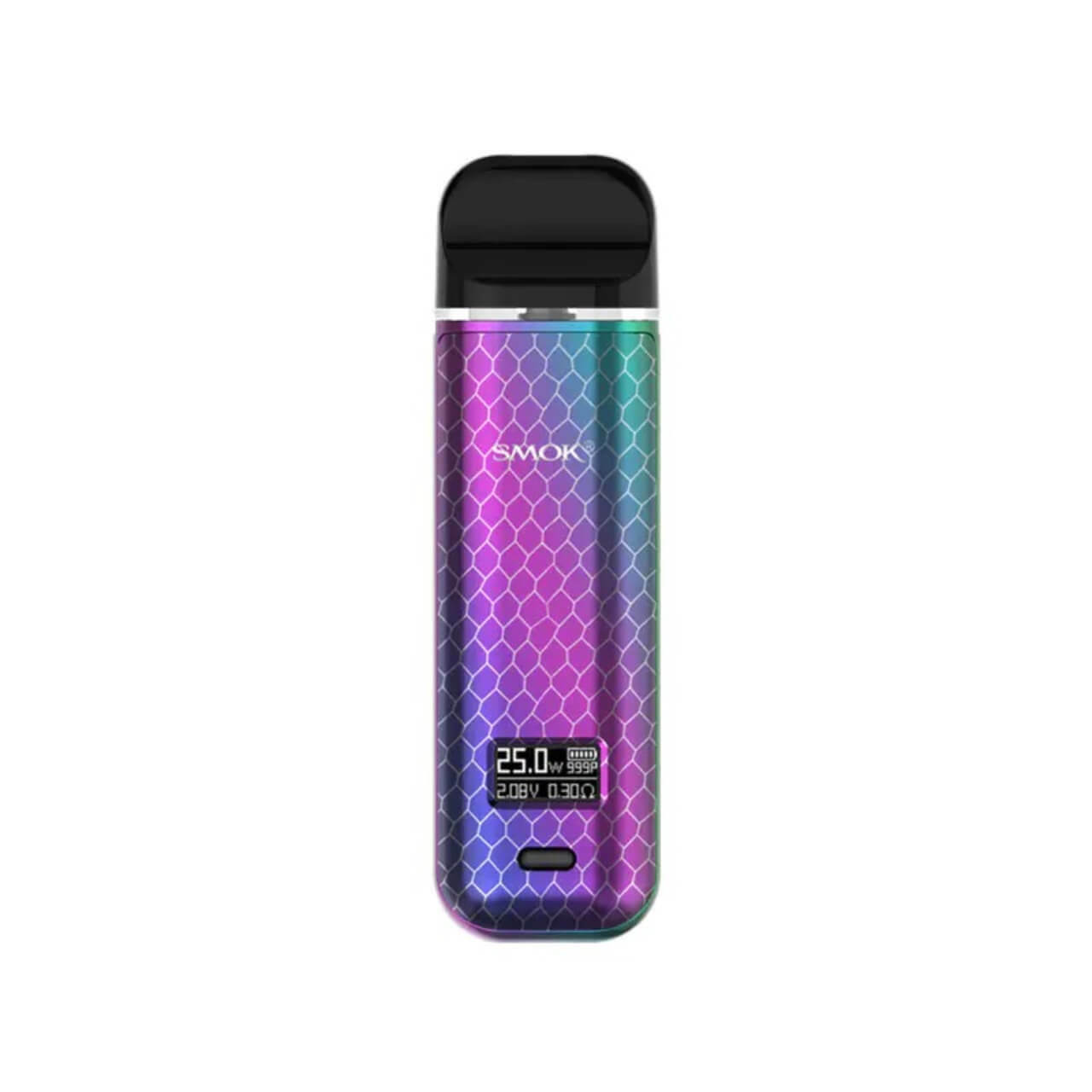SMOK NOVO X Kit 7-Color Cobra