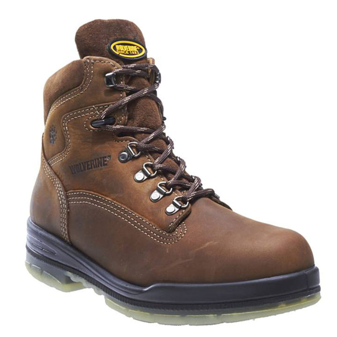 bcc5c50e512 Wolverine W03226 DURASHOCKS DIRECT ATTACH Soft Toe Insulated Work Boots