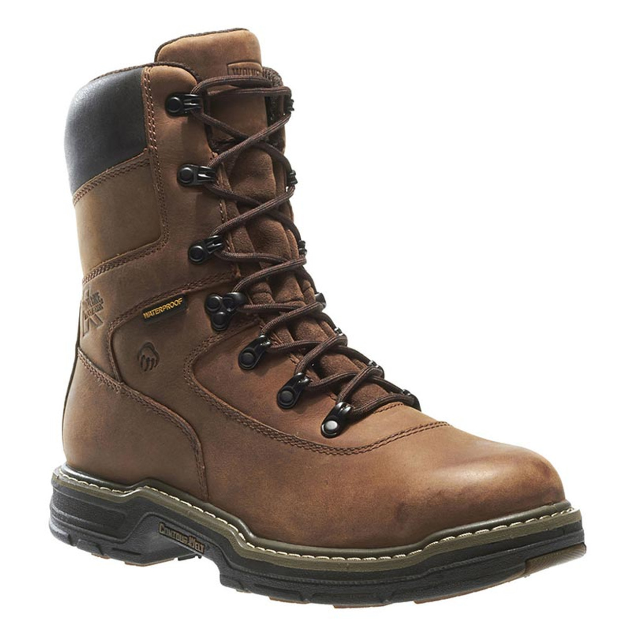 3e6233d3577 Wolverine W02163 MARAUDER MULTISHOX Steel Toe 400g Insulated 8