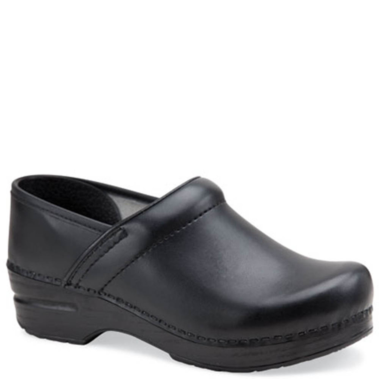 0ebb8ae93d750 Dansko BLACK BOX Professional Clogs - Family Footwear Center