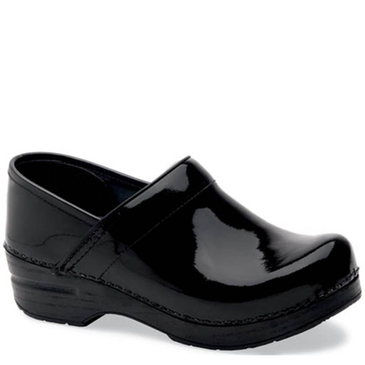 fc31fbaa710dd Dansko Professional Black Patent Clog