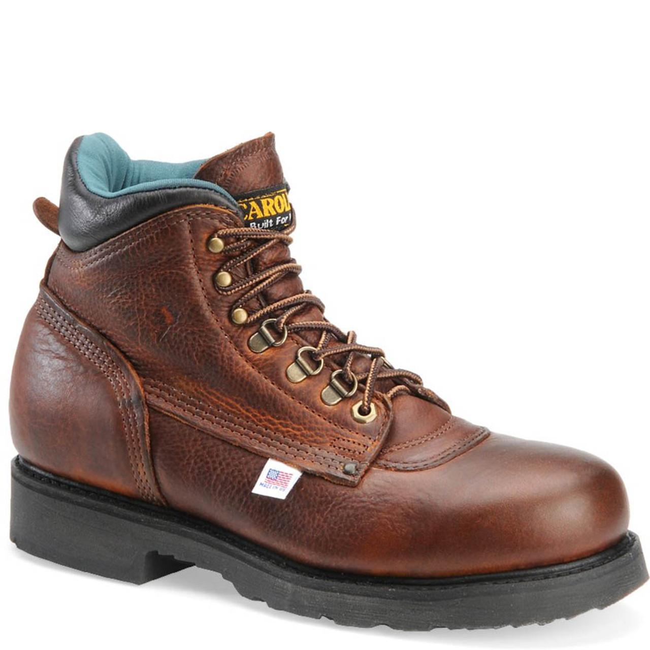 Carolina 1309 Usa Union Made Sarge Lo Steel Toe Non