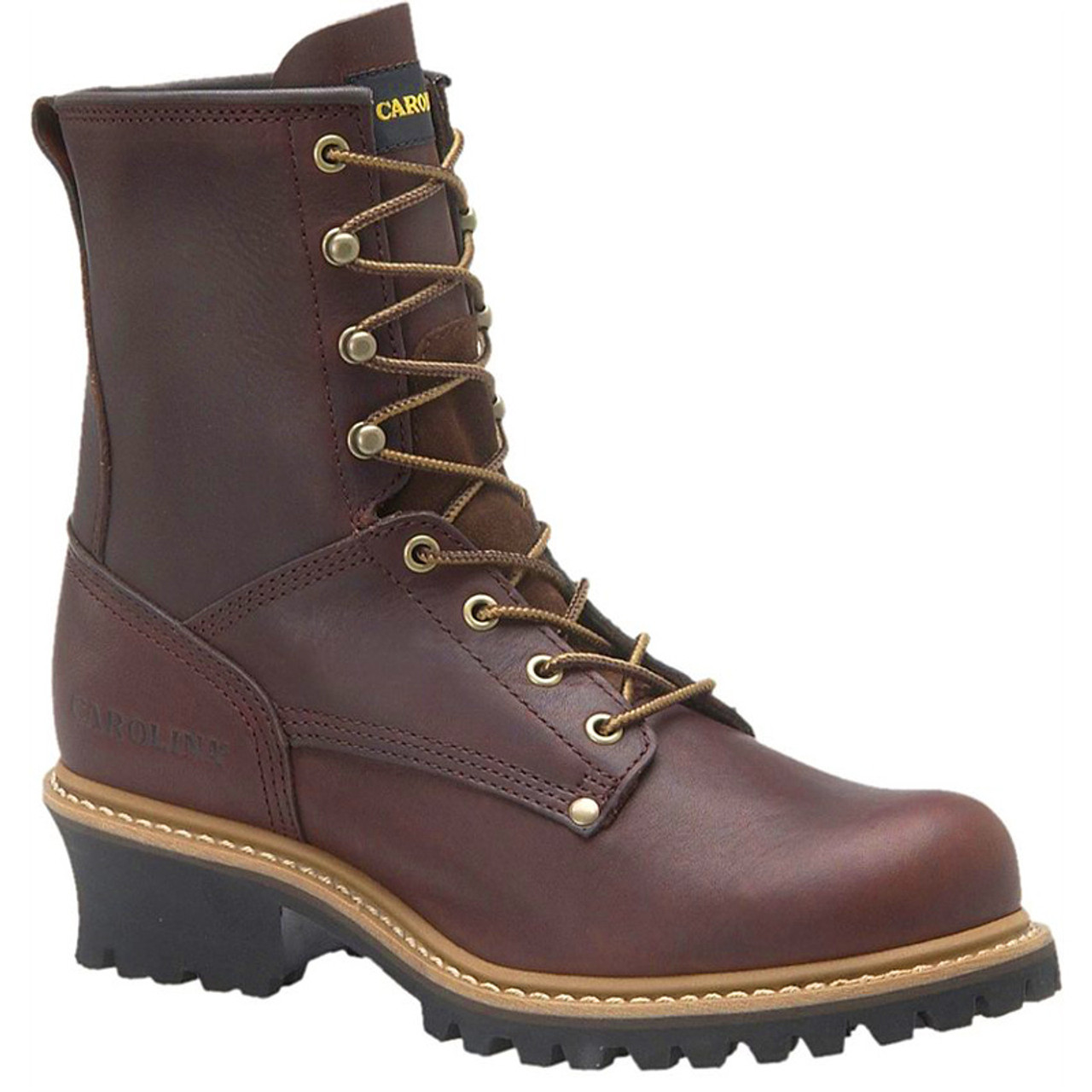 5ac952784c1 Carolina 821 ELM Soft Toe Non-Insulated Logger Boots