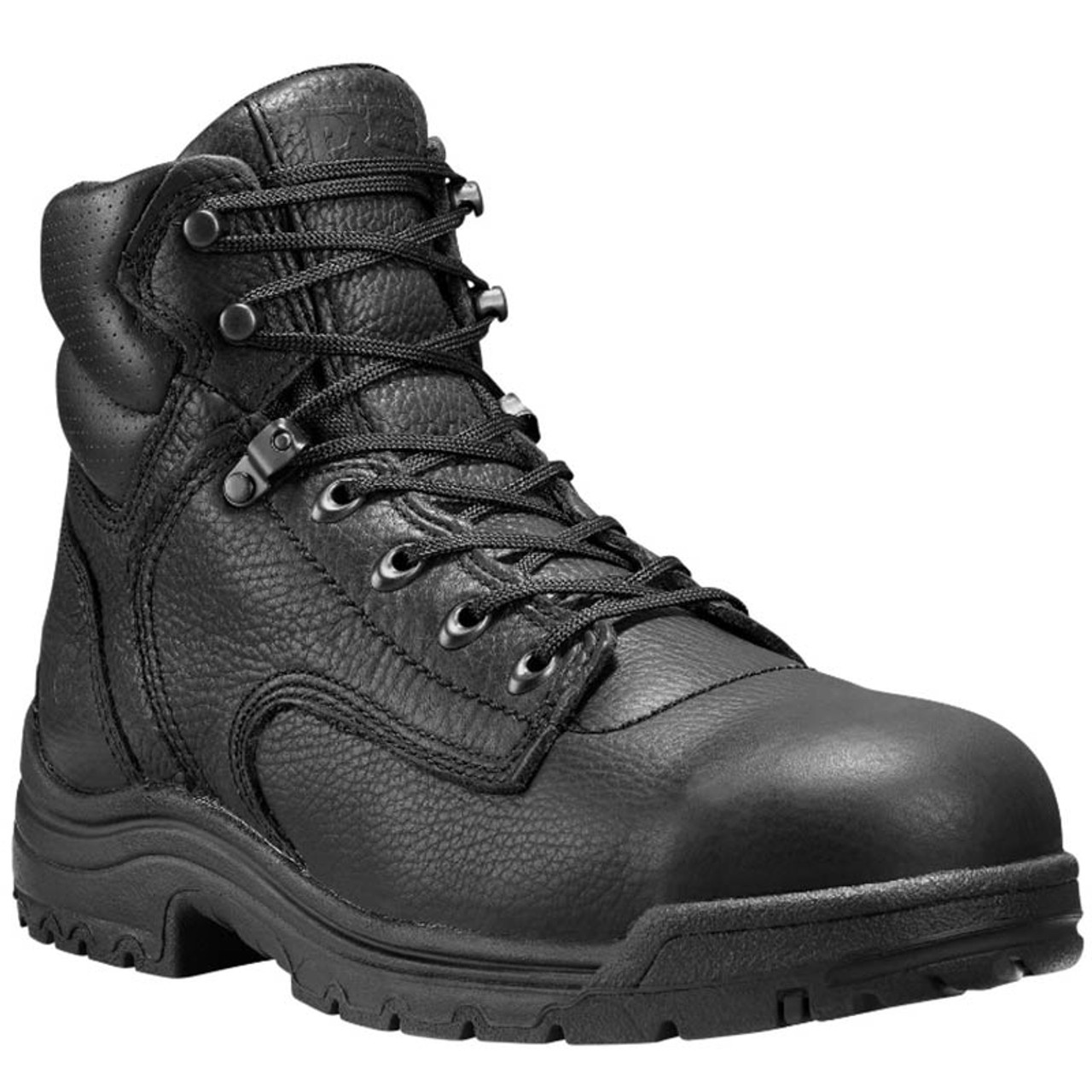 dc2c51d0260 Timberland PRO 26064001 TITAN Black Safety Toe Work Boots