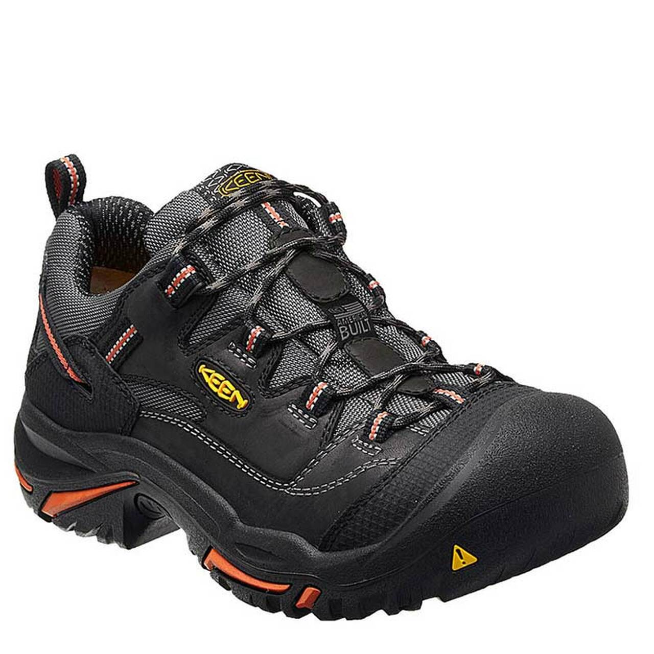 b211c40951d Keen Utility 1011244 USA BRADDOCK Steel Toe Non-Insulated Work Shoes
