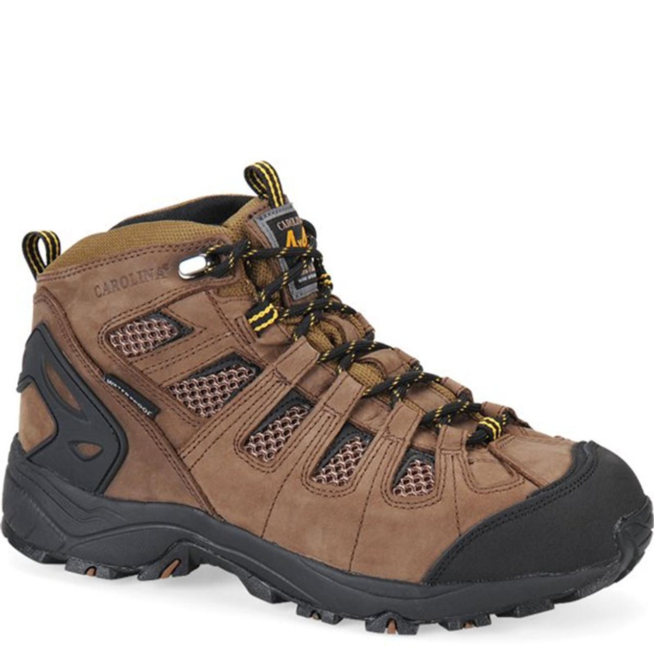 6ac61008314 Carolina CA4525 QUAD CARBON Men's Composite Toe 4x4 Hiking Boots