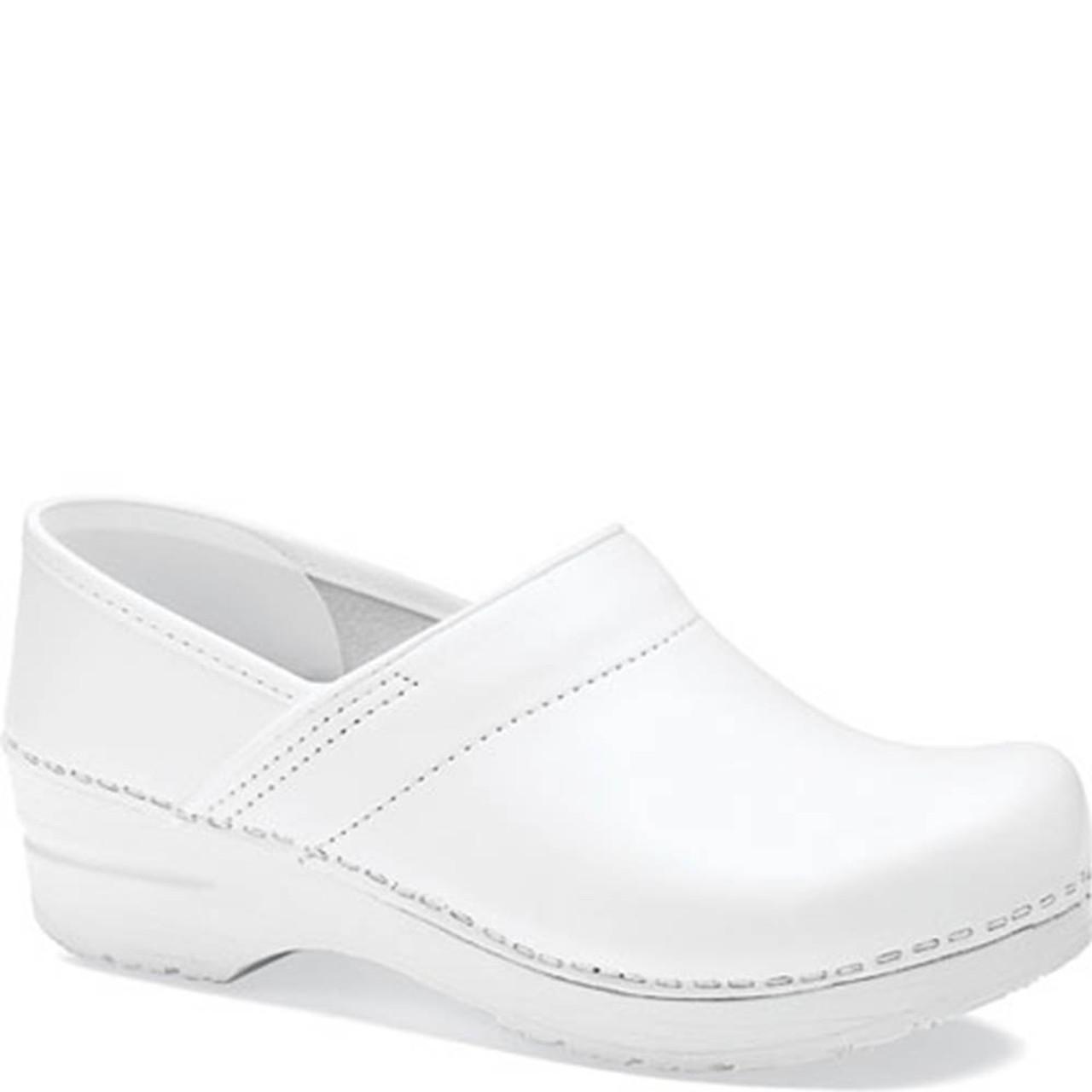Dansko WHITE BOX Professional Nursing Shoes