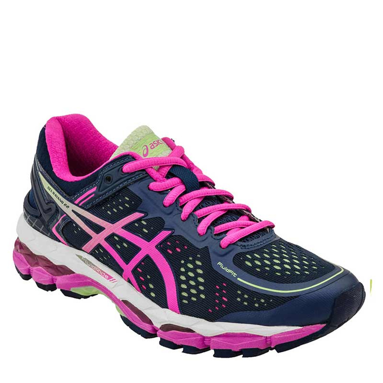 1eae4b55f7bc ASICS T597N.4935 Women s GEL KAYANO 22 Running Shoes - Family ...