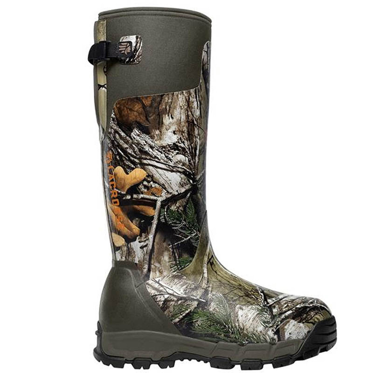 d51d0aa84d6 LaCrosse 376019 ALPHABURLY PRO REALTREE CAMO 1600g Hunting Boots