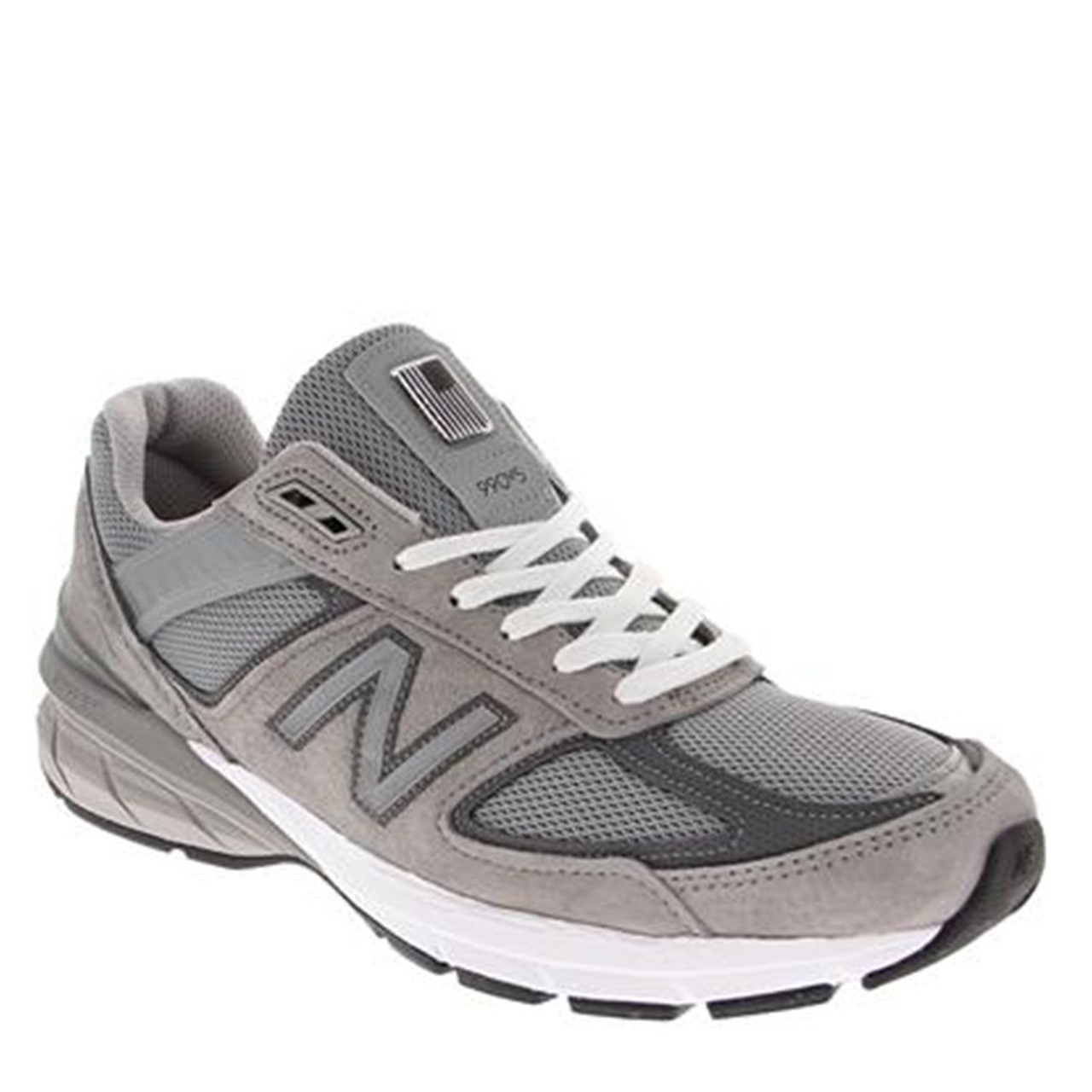 New Balance Shoes New Balance 990v5 Men's Gray Running Shoes - Family Footwear Center