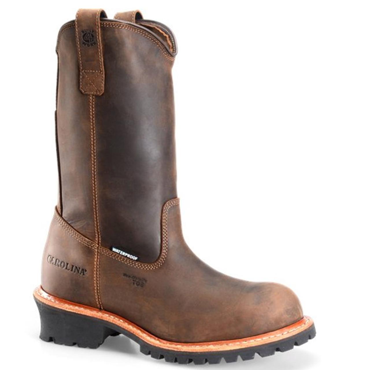 581beea0c9d Carolina CA9831 WELL X Composite Toe Wellington Non-Insulated Loggers