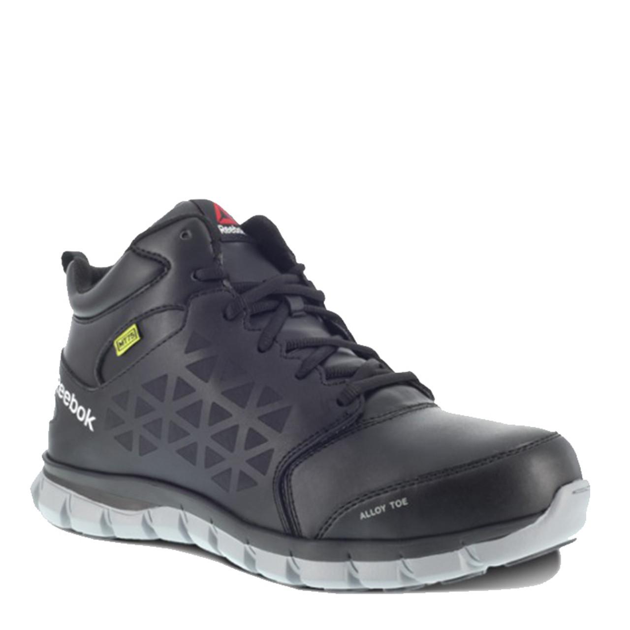 77deda5fbbf78 Reebok RB4143 SUBLITE MET GUARD Safety Toe Work Shoes