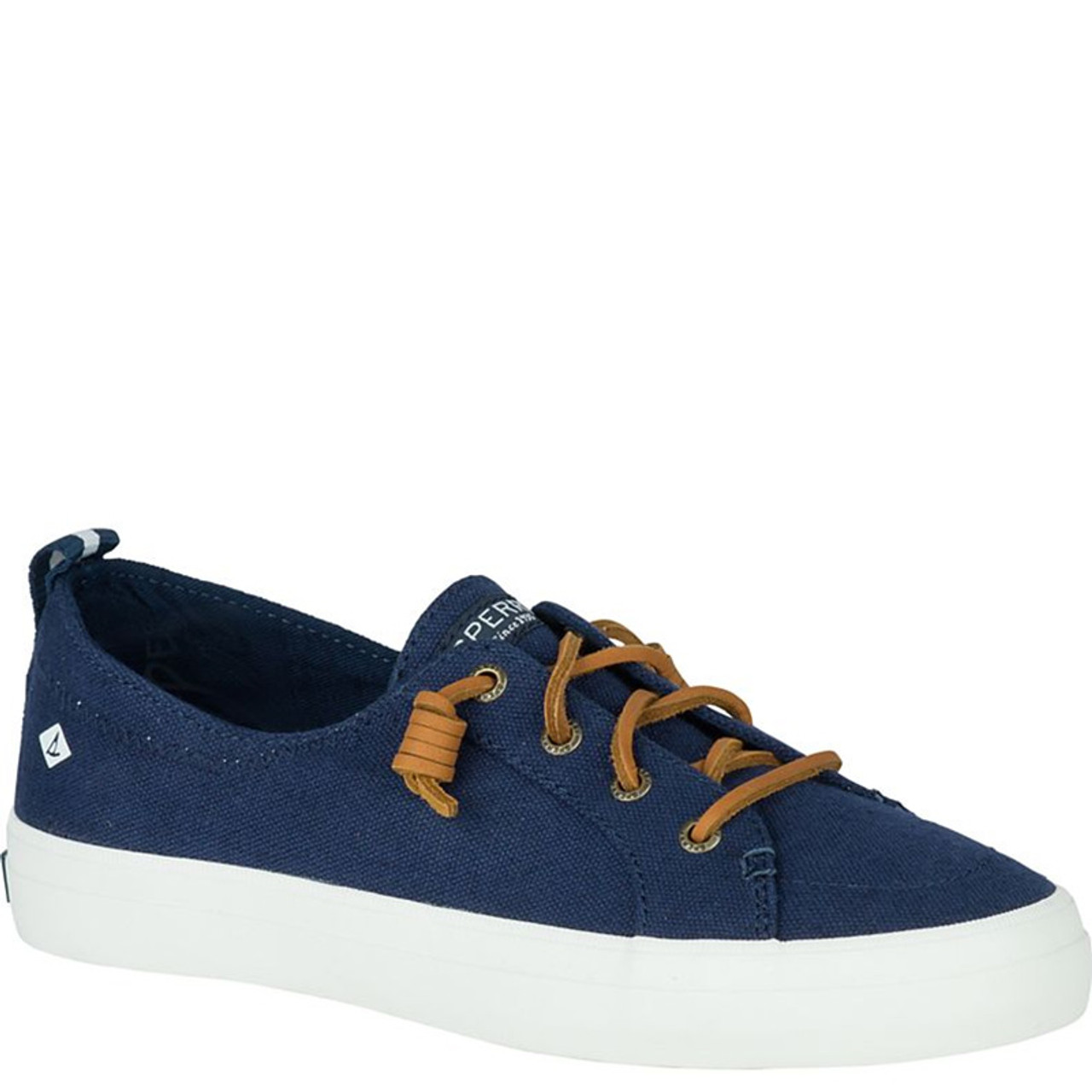 6e5dcd80f5e Sperry STS98642 Women s Crest Vibe Navy Sneakers - Family Footwear Center