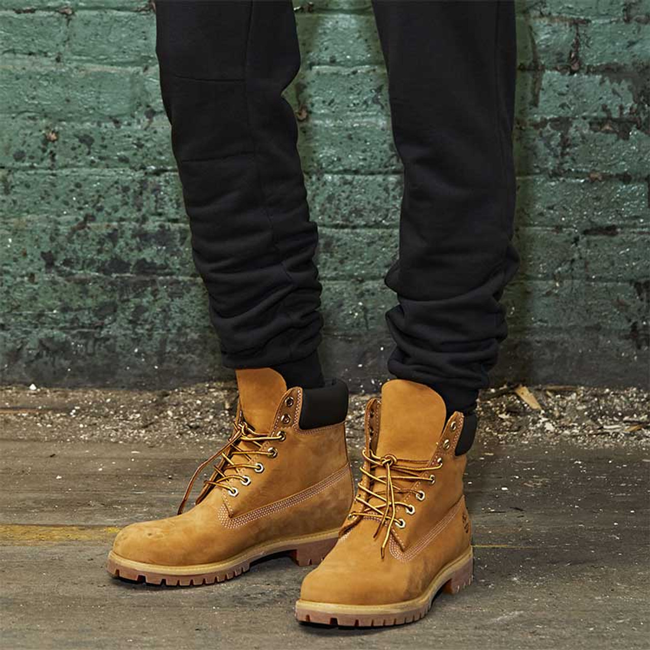 máximo Alcalde Inclinado  Timberland 10061 ICON Premium Leather Work Boots - Family Footwear Center
