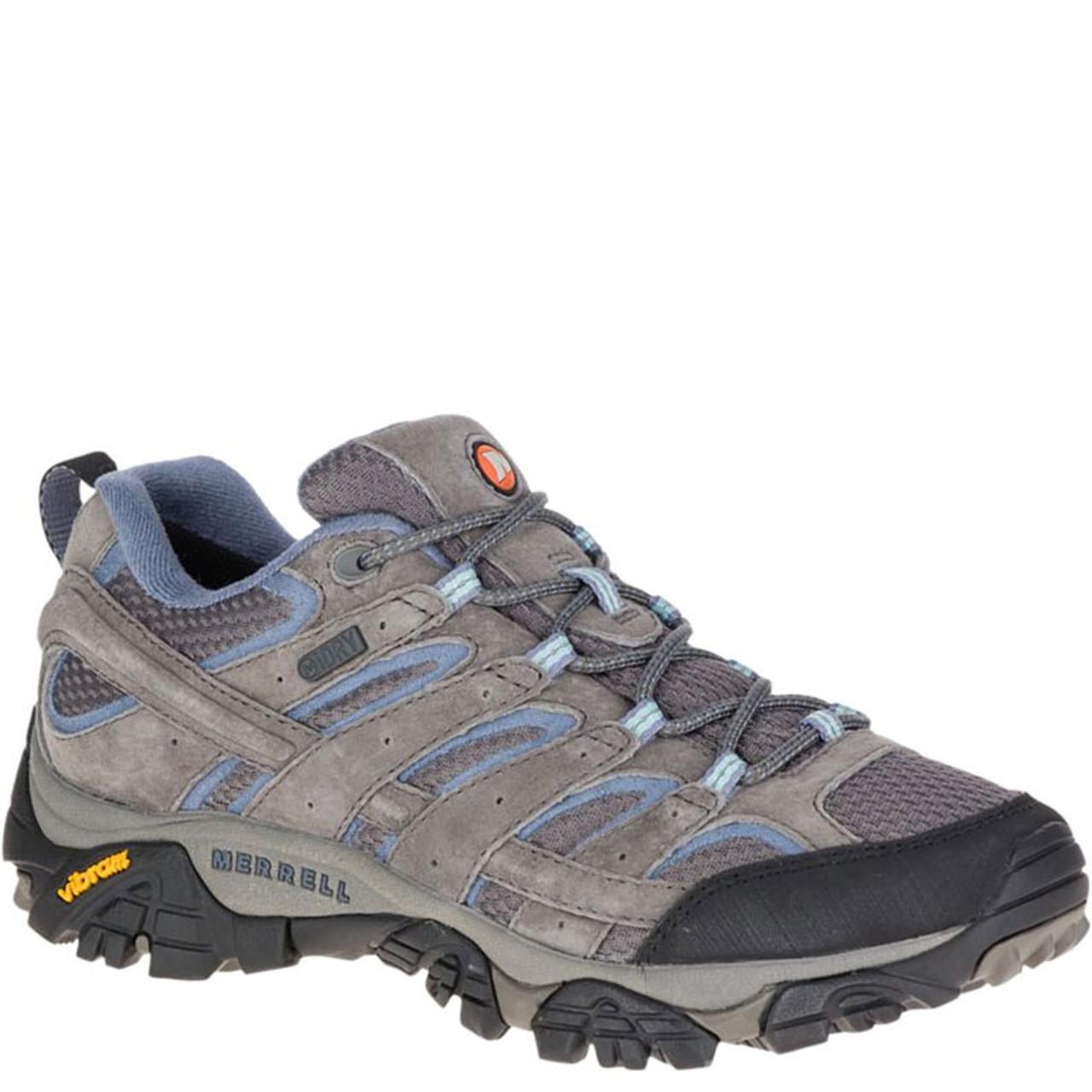 MOAB 2 Waterproof Hiking Shoes Granite