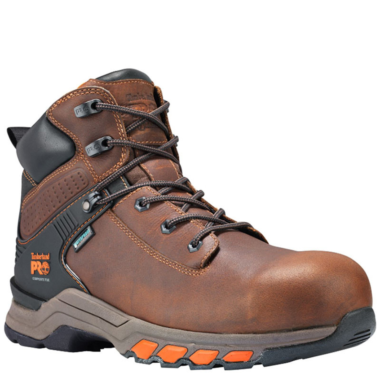 f51a91eb45b Timberland PRO A1Q54214 HYPERCHARGE Composite Toe Work Boots