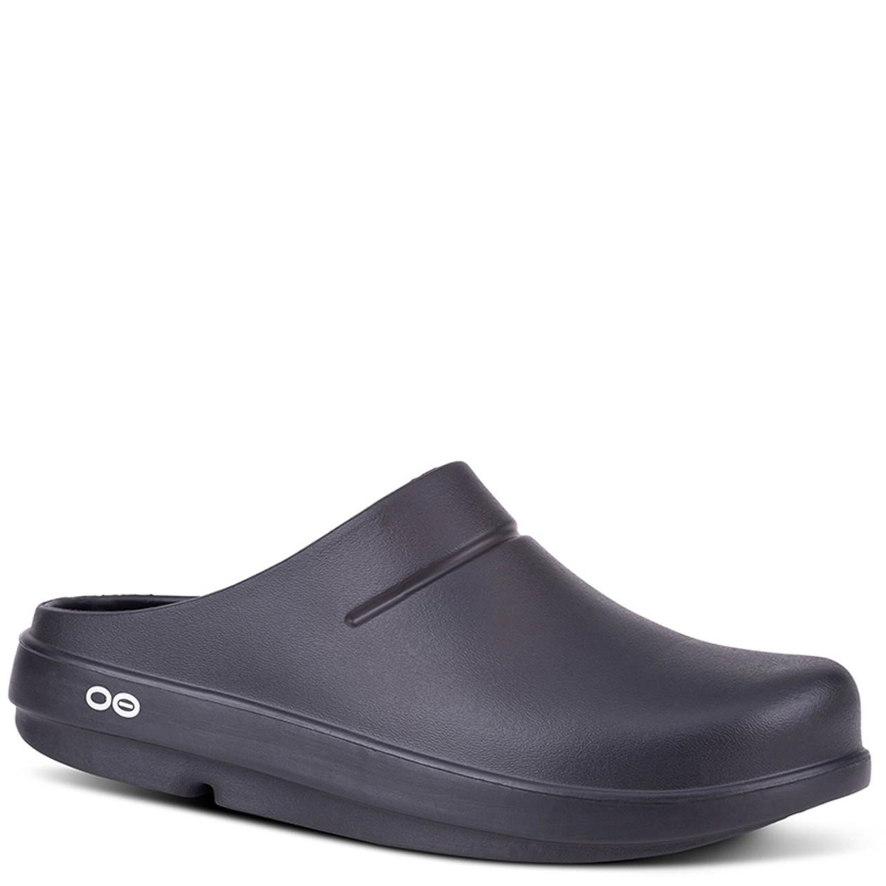 Oofos 1200 Women's OOCLOOG Clogs Black